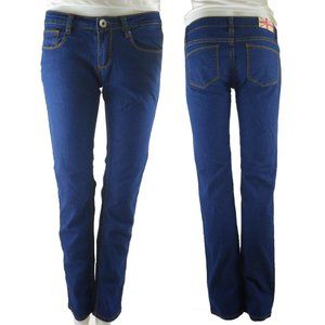 NEW! Machine Jeans Nouvelle Mode Size 27 Italy 41